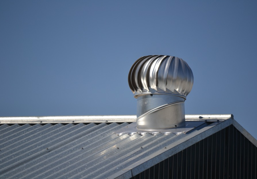this is picture of Chino Metal Roofing