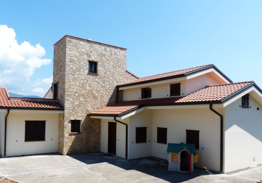 An image of finished roofing work in Chino Hill