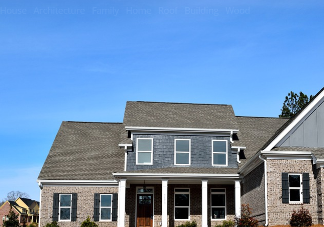 A picture of roofing in Chino Hills.