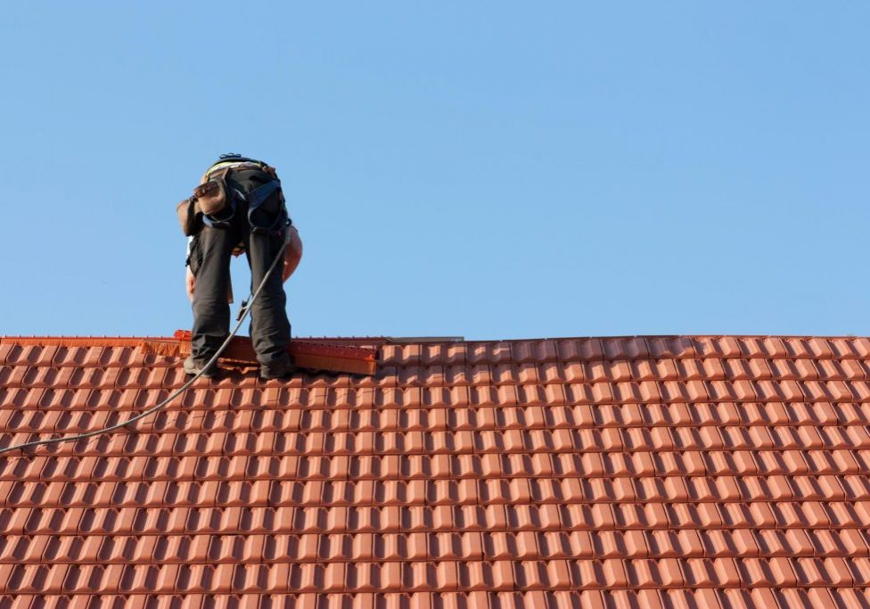 this image shows yorba linda roofing